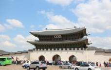 韩国光化门图片