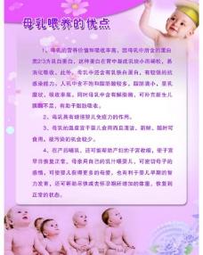 婴儿展板图片