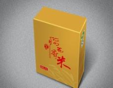 稻花香米 (平面图)图片