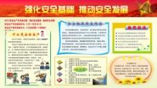 安全生产文化知识展板图片