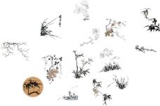多款植物矢量图
