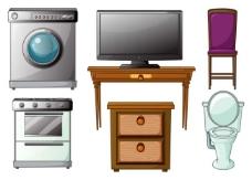 简单创意木质家具