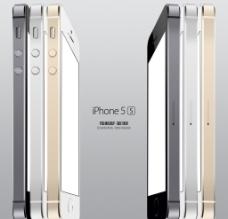 Iphone侧视图图片