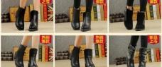 女鞋详情页 女鞋促销图片