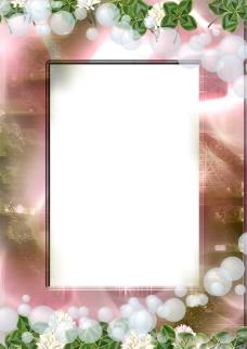 梦幻相框模板图片