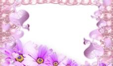 精美花纹相框图片