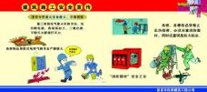 建筑施工安全宣传展板图片