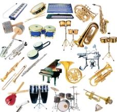 西式乐器类图片
