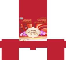 巧克力包装图片