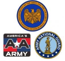 美国军队标志图片