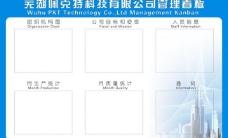 公司管理展板图片
