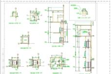 观光电梯详图B1图片