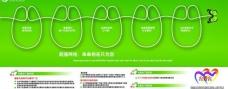 户外立柱广告中国电信图片