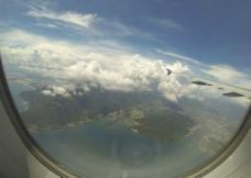 飞机航拍图片