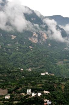 三峡云雾图片