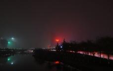 临沂涑河夜景图片