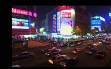 夜晚车辆视频素材