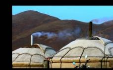 蒙古包视频素材