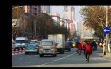 街道车辆视频素材