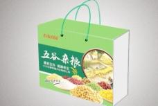 杂粮包装(平面图)图片