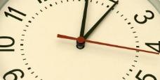 钟表时间背景视频素材图片