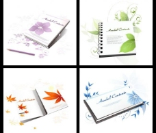 商务笔记2 商务背景图片