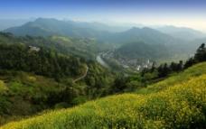 石潭村图片