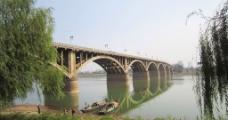 湘潭一桥风光图片