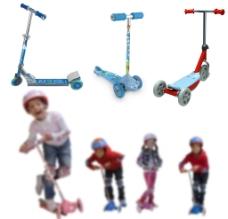 儿童滑板车图片