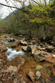临安天龙峡谷图片
