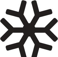 雪花设计图片