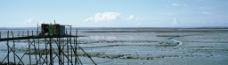 湖泊湿地美丽风景图片