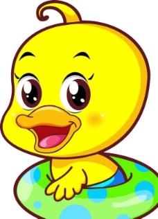 小黄鸭 鸭子图片