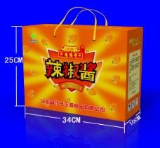 辣椒酱手提盒