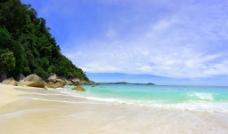 大海海滩风图片