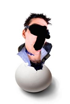 创意鸡蛋海报