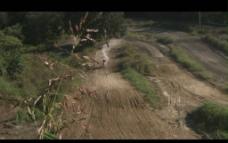 赛车场景视频素材