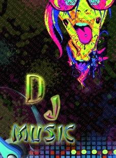 DJ音乐海报图片