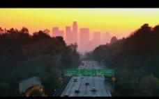 城市交通视频素材