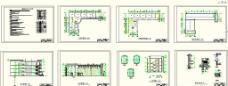 建筑施工图设计CAD图片