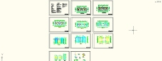建筑施工图设计图片