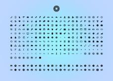 简洁的ICON图片素材