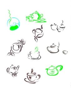 茶壺集合圖片