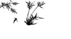 竹子矢量素材