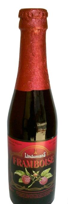 比利时林德曼山莓啤酒图片