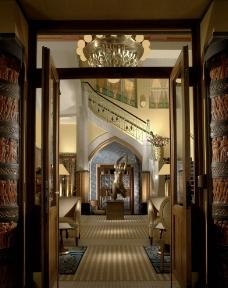 五星级酒店侧门图片