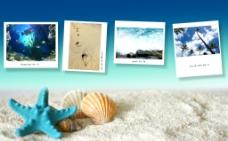 海底素材设计图片