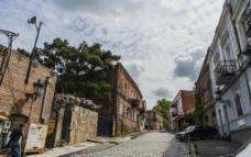 第比利斯街景图片