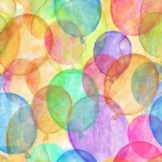 气球 透明 氢气球图片