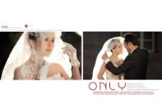 婚紗攝影模板圖片